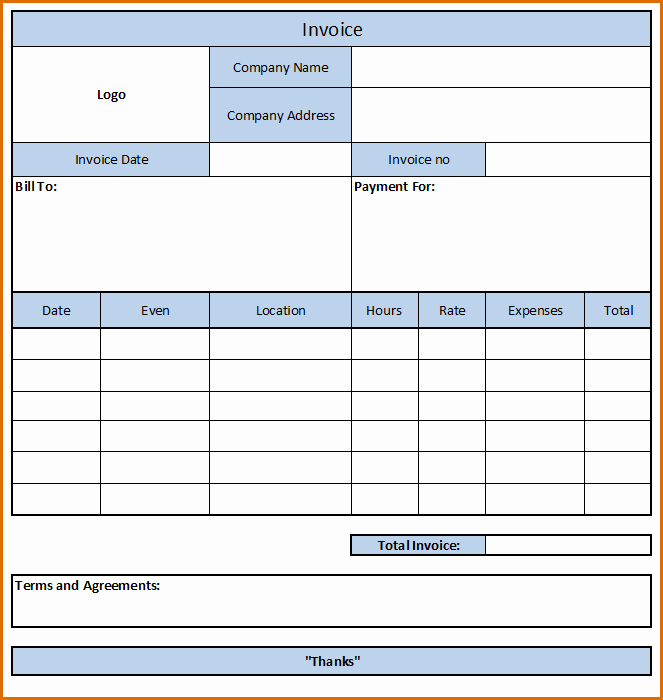 Independent Contractor Invoice Template Elegant 10 Independent Contractor Invoice Template