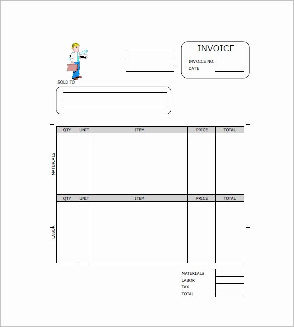 Independent Contractor Invoice Template Free Inspirational Independent Consultant Invoice Template Simple Guidance