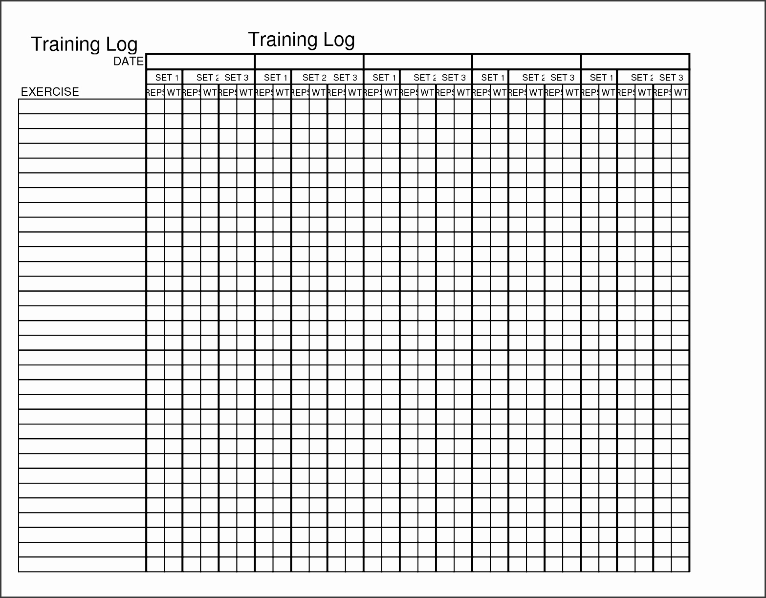Individual Employee Training Plan Template Luxury 8 Staff Training Plan Outline Sampletemplatess