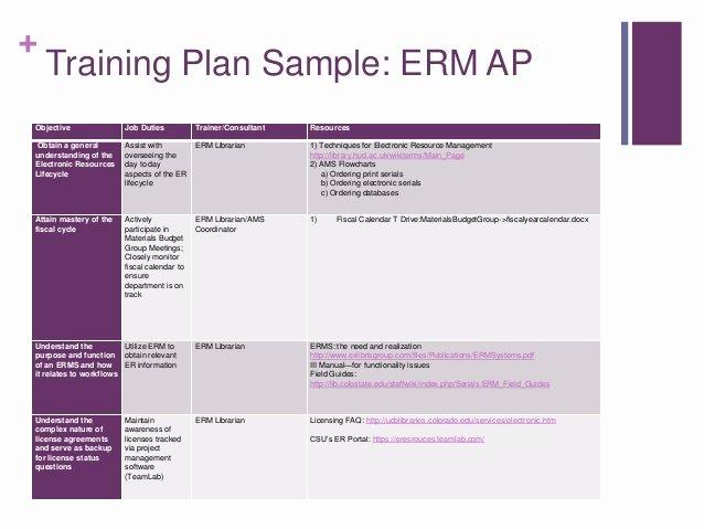Individual Employee Training Plan Template Luxury Individual Employee Training Plan Template