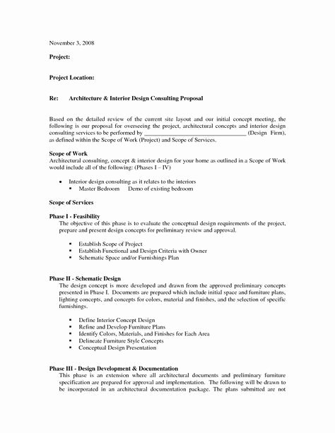 Interior Design Contract Template Unique Residential Interior Design Agreement by Scottopher