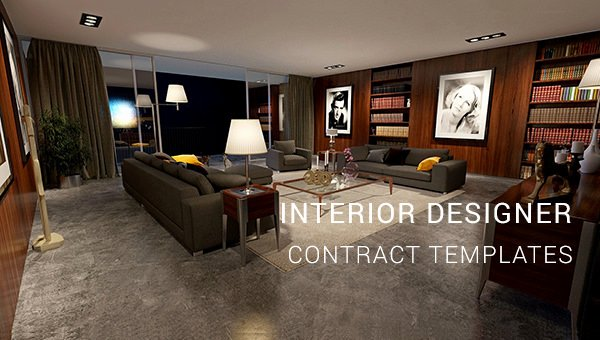 Interior Design Contracts Templates Beautiful 10 Interior Designer Contract Templates Pdf Google