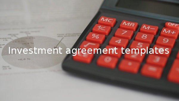 Investment Agreement Template Doc Elegant 20 Investment Agreement Templates Pdf Doc Xls Apple