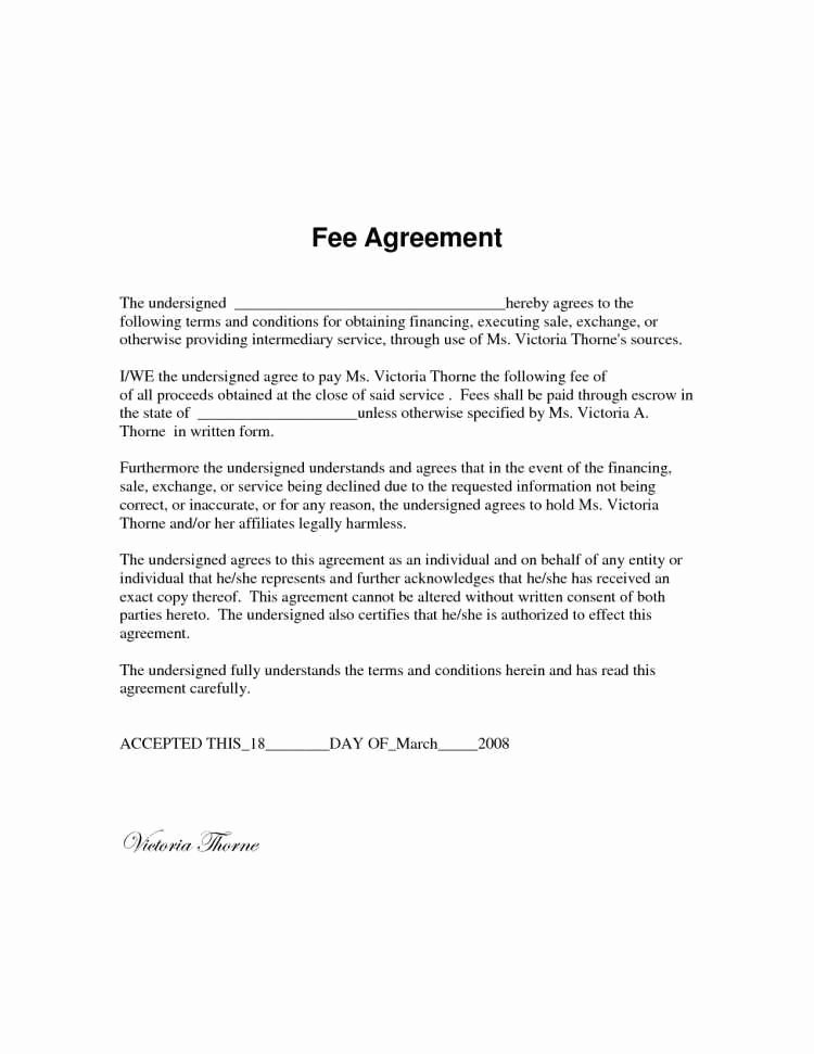 It Support Contract Template Inspirational Master Service Agreement Template Consulting Useful It