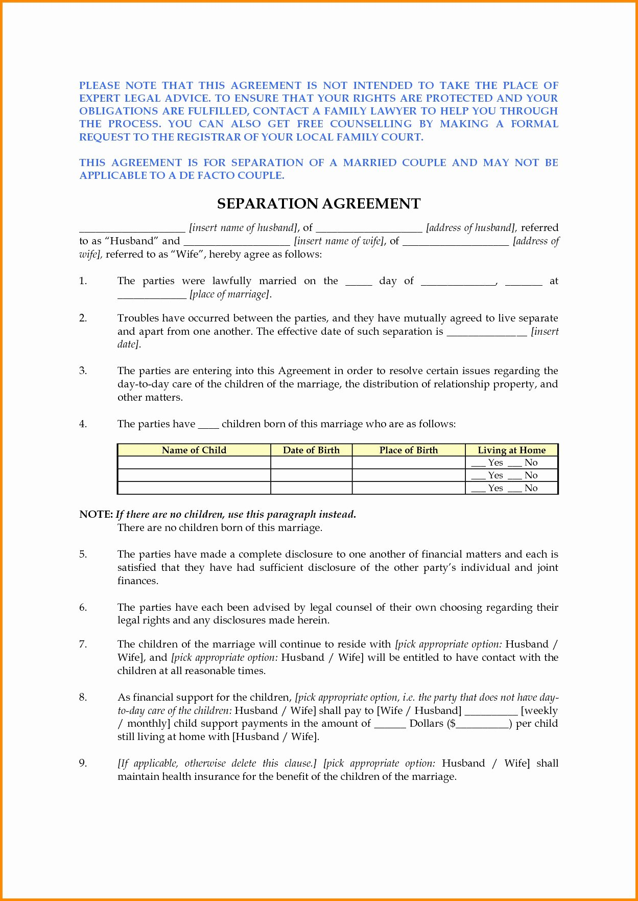 It Support Contract Template Unique Sample Contract for Teenager Living at Home
