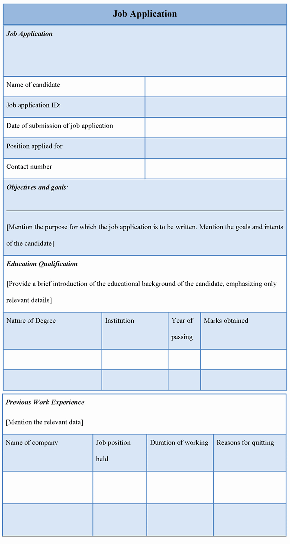 Job Application Template Microsoft Word Beautiful Best S Of Editable Employment Application Job