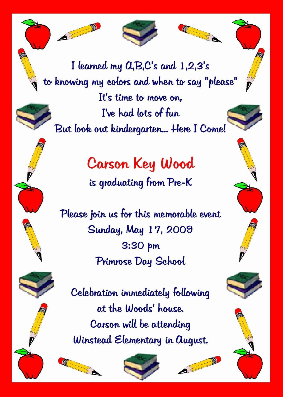 Kindergarten Graduation Program Templates Best Of Kindergarten Graduation Quotes Quotesgram
