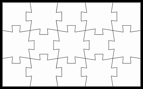 Large Puzzle Piece Template New Free Puzzle Piece Template Download Free Clip Art Free