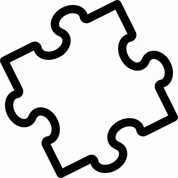 Large Puzzle Piece Template Unique 8 Best Puzzle Book Report Images On Pinterest