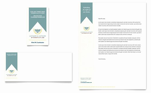 Law Firm Letterhead Templates Awesome Free Letterhead Template Word & Publisher Templates