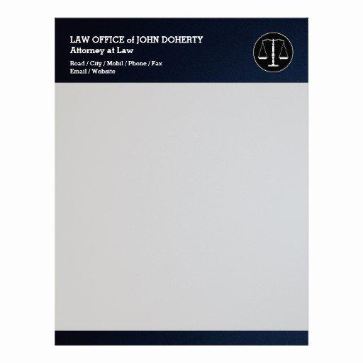 Law Firm Letterhead Templates Fresh Law Firm Letterhead Custom Law Firm Letterhead Templates