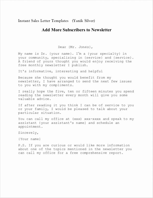 Letter Of Introduction Templates Beautiful Free 13 Sales Introduction Letter Samples & Templates In