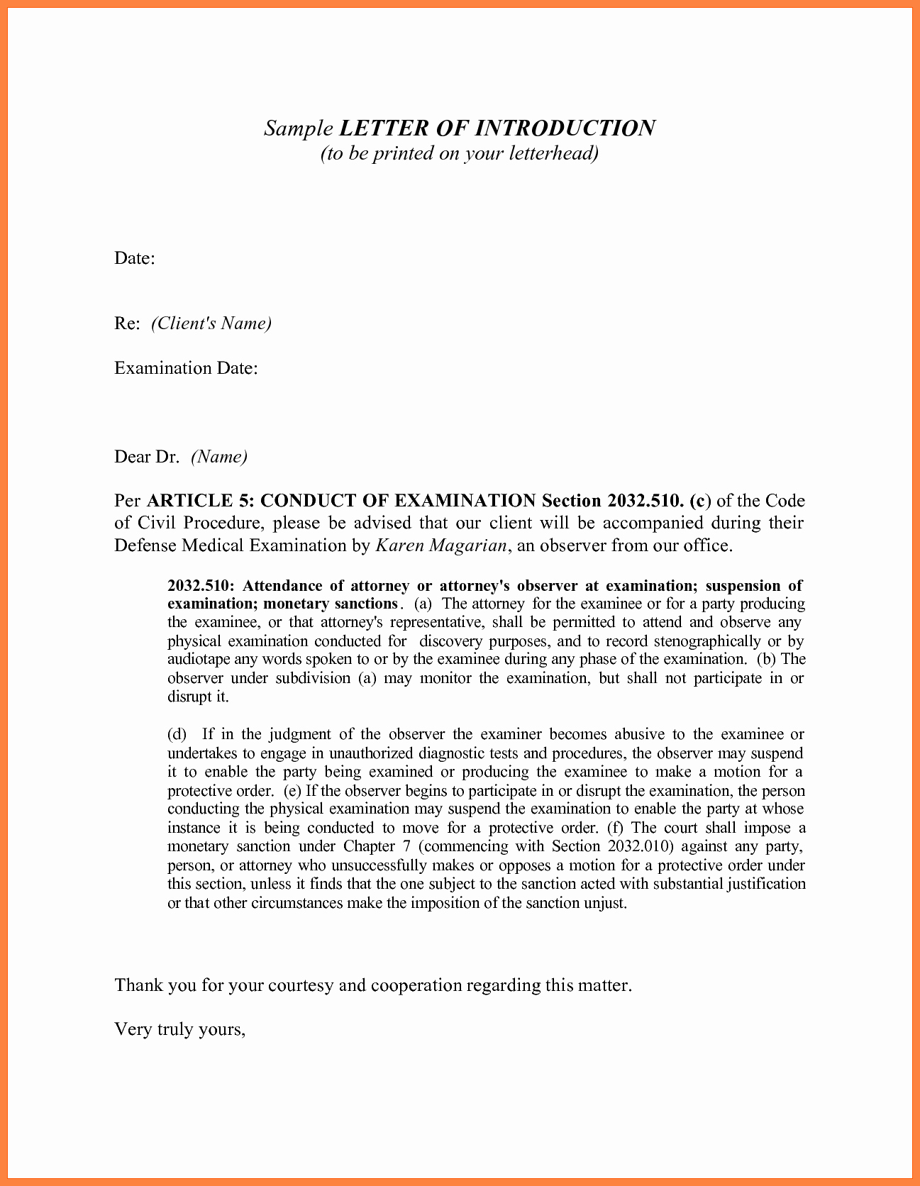 Letter Of Introduction Templates Best Of 8 Sample Pany Introduction Letter Pdf