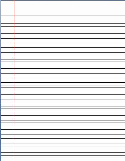 Lined Paper Template Pdf Lovely Yesterday My son asked Me to Help Him by Printing A 4