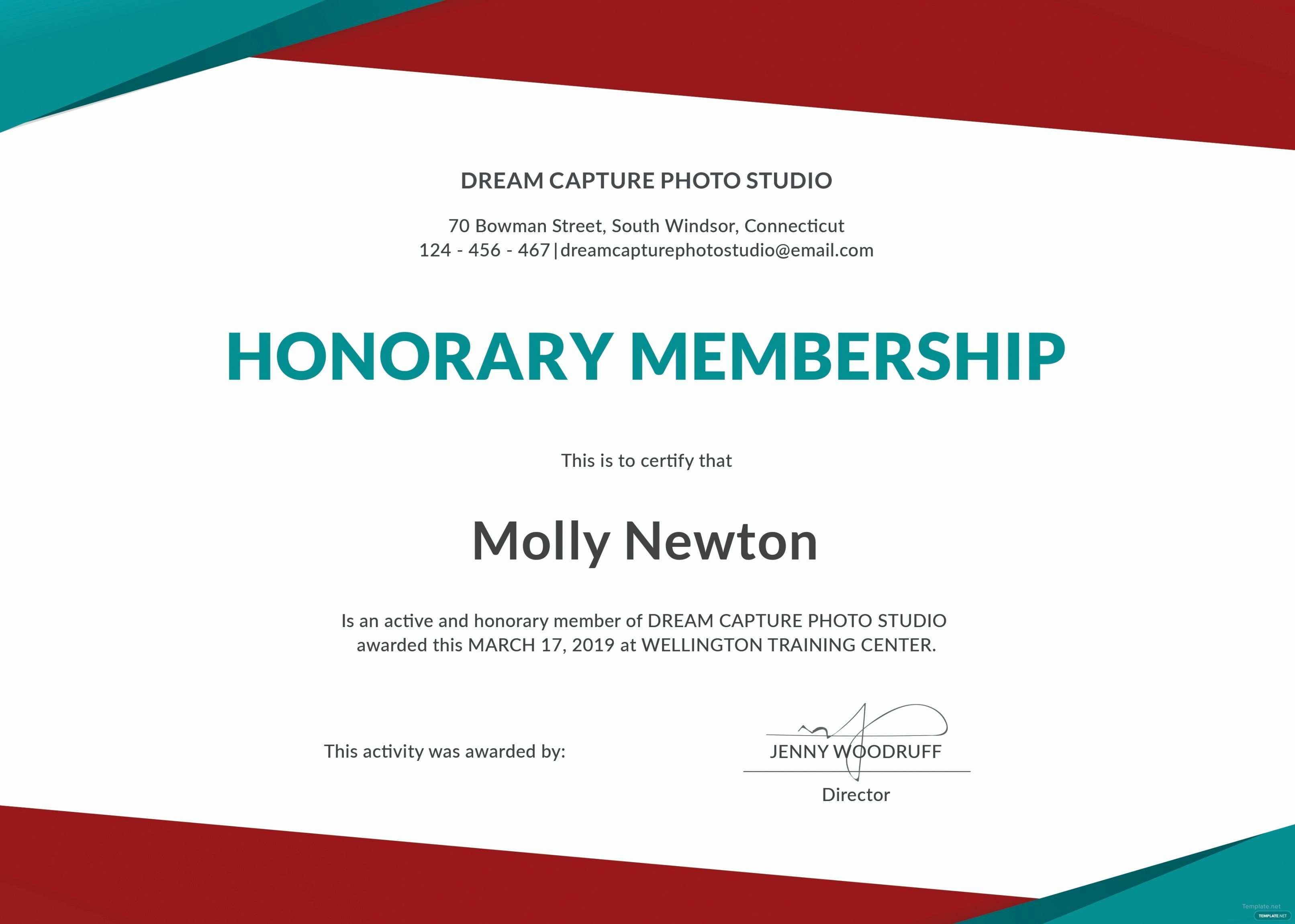 Llc Member Certificate Template Best Of Membership Certificate Template Llc New Church Member Word