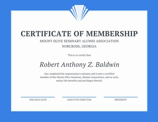 Llc Membership Certificates Templates Beautiful Customize 64 Membership Certificate Templates Online Canva