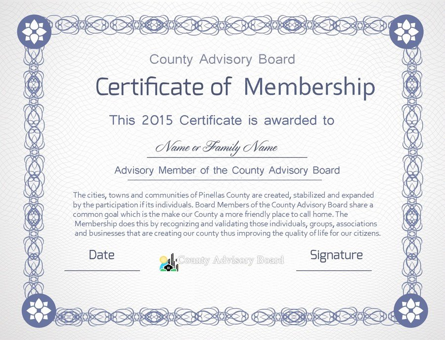 Llc Membership Certificates Templates Beautiful Design A Membership Certificate