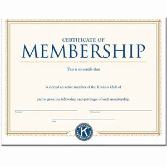 Llc Membership Certificates Templates Inspirational Membership Certificate Template