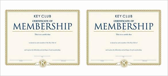 Llc Membership Certificates Templates Unique 15 Membership Certificate Template Free Download