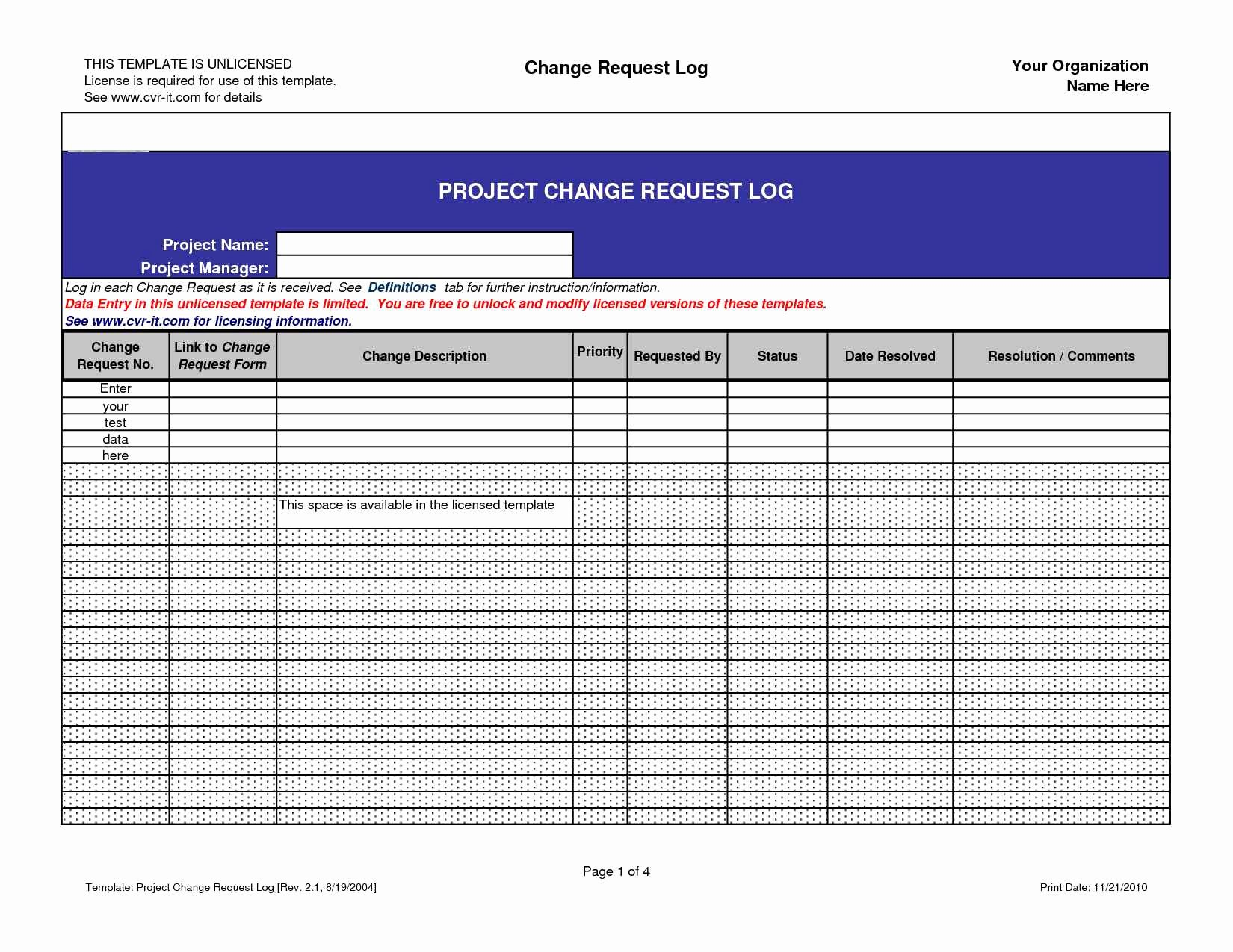 Log Sheet Template Excel Unique Rfi Spreadsheet Spreadsheet Downloa Rfi Spreadsheet
