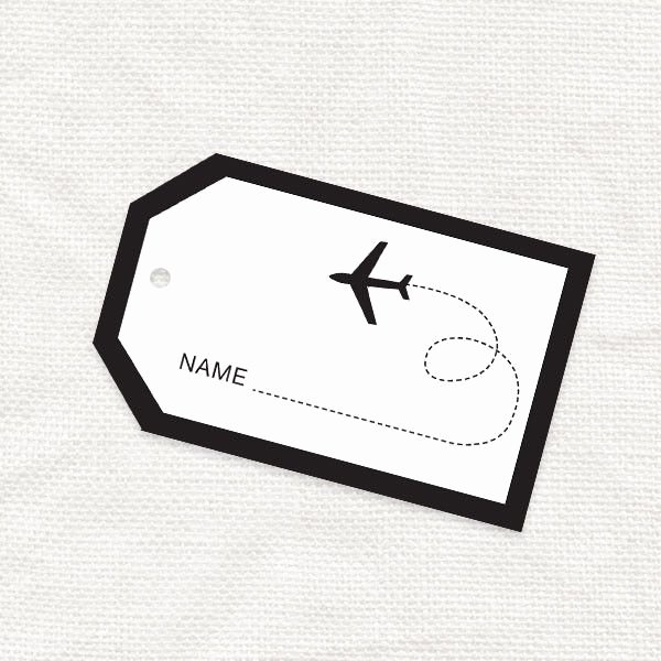 Luggage Name Tag Template Beautiful 33 Best Images About Printable