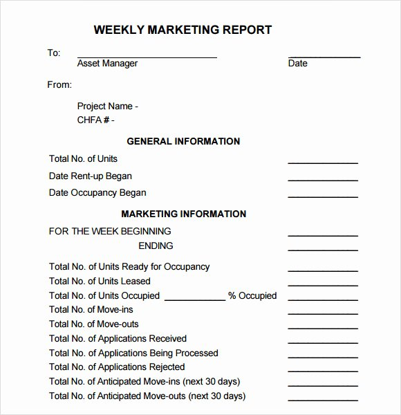 Market Analysis Report Template Best Of Marketing Report Example – Emmamcintyrephotography