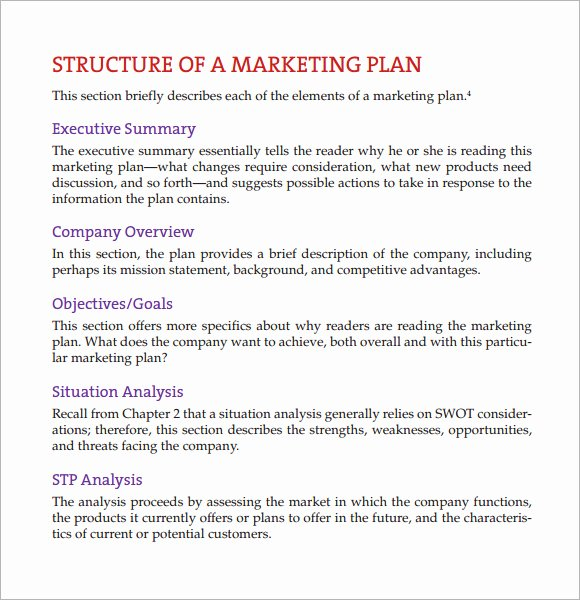 Market Analysis Report Template Lovely 11 Marketing Analysis Samples Word Pdf