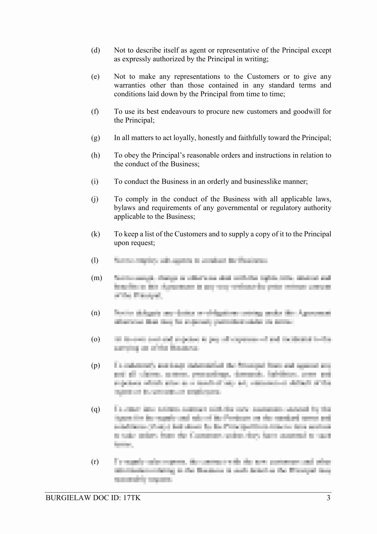 Marketing Agency Agreement Template New Non Exclusive Marketing Agency Agreement Template Burgielaw