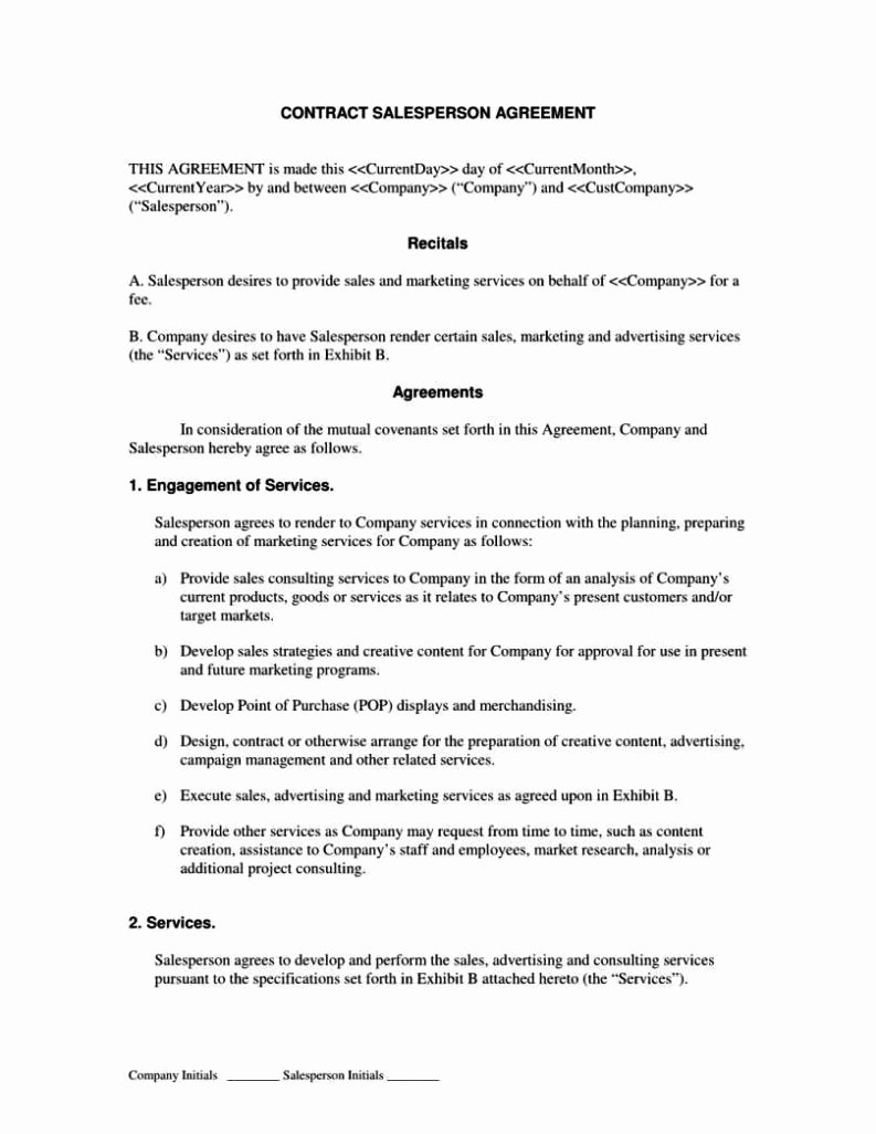Marketing Consultant Contract Template Unique Marketing Consultant Contract Template Sampletemplatess