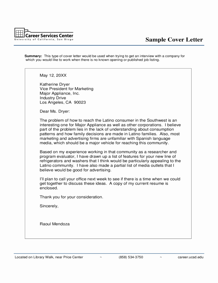 Marketing Cover Letter Template Luxury Marketing assistant Cover Letter Example Free Download