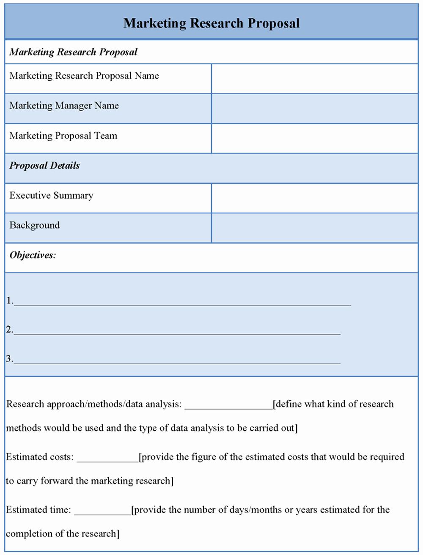 Marketing Proposal Template Word Luxury Marketing Proposal Template