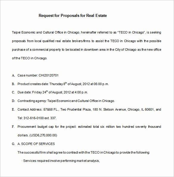 Marketing Proposal Template Word New Marketing Proposal Template 31 Free Word Excel Pdf