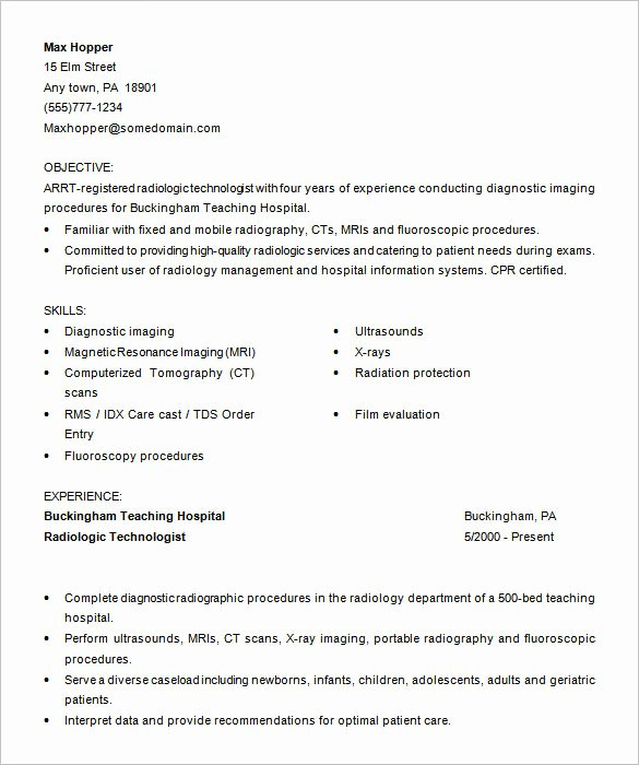 Medical assistant Resume Templates Unique 5 Medical assistant Resume Templates Doc Pdf