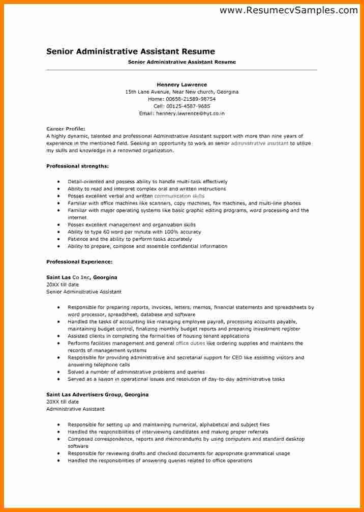 Medical Cv Template Word Best Of 5 Medical Resume Templates Microsoft Word