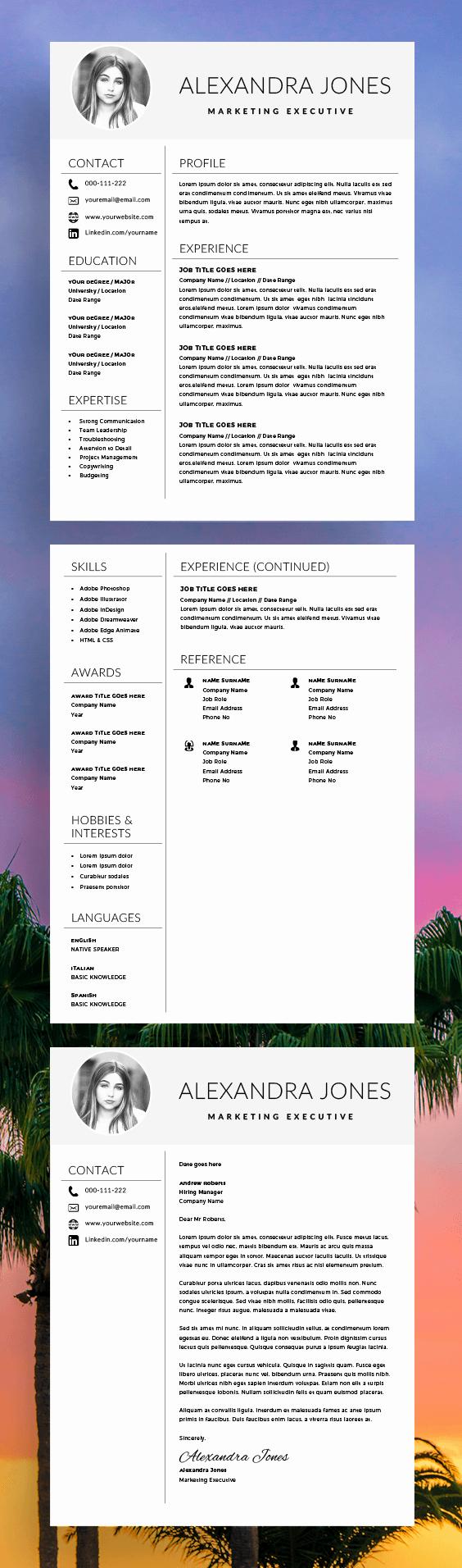 Medical Cv Template Word New Nurse Resume Template Medical Cv Cv Template Cover