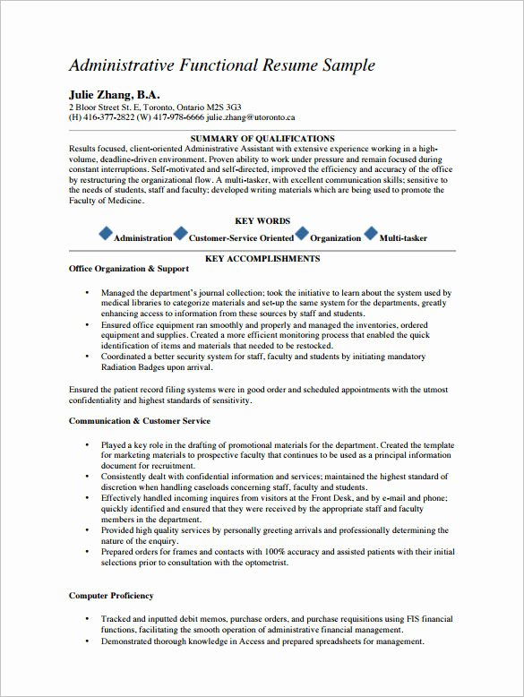 Medical Resume Template Free Fresh 5 Medical assistant Resume Templates Doc Pdf