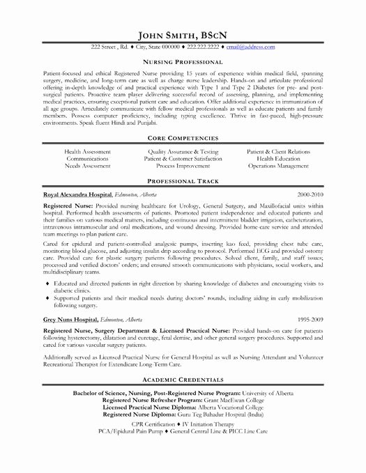 Medical Resume Template Free Lovely 32 Best Healthcare Resume Templates & Samples Images On