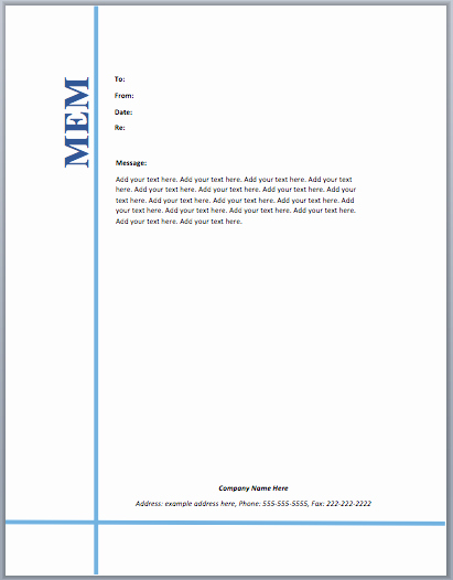 Memo Template for Word Unique Legal Memo Template – Microsoft Word Templates