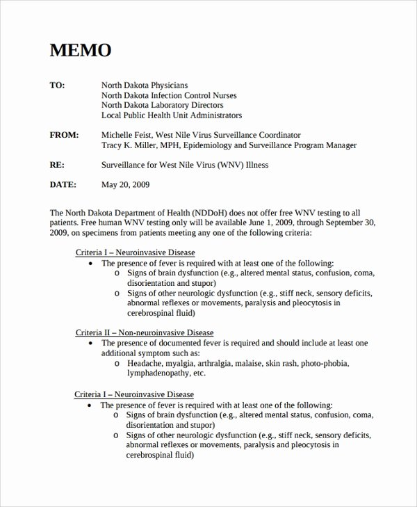Memorandum Templates for Word Elegant Sample Memo format 26 Documents In Pdf Word