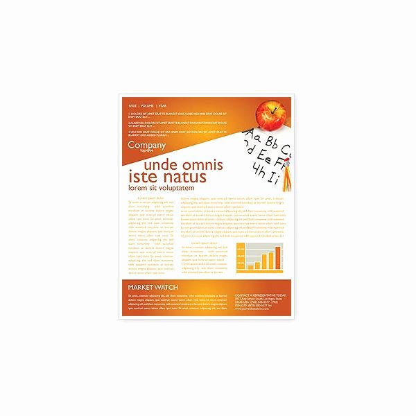 Microsoft Publisher Newspaper Templates Elegant 8 Great Microsoft Publisher Newsletter Templates