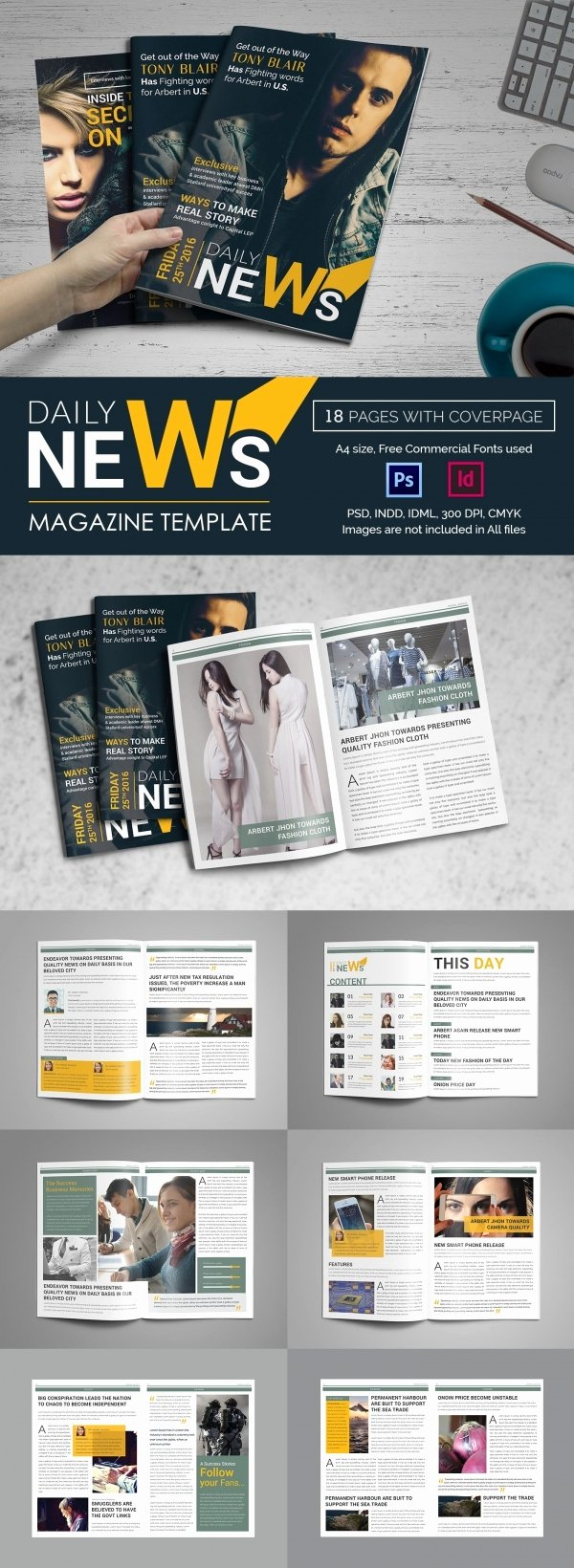 Microsoft Publisher Newspaper Templates Inspirational Download Free Newspaper Template for Microsoft Publisher