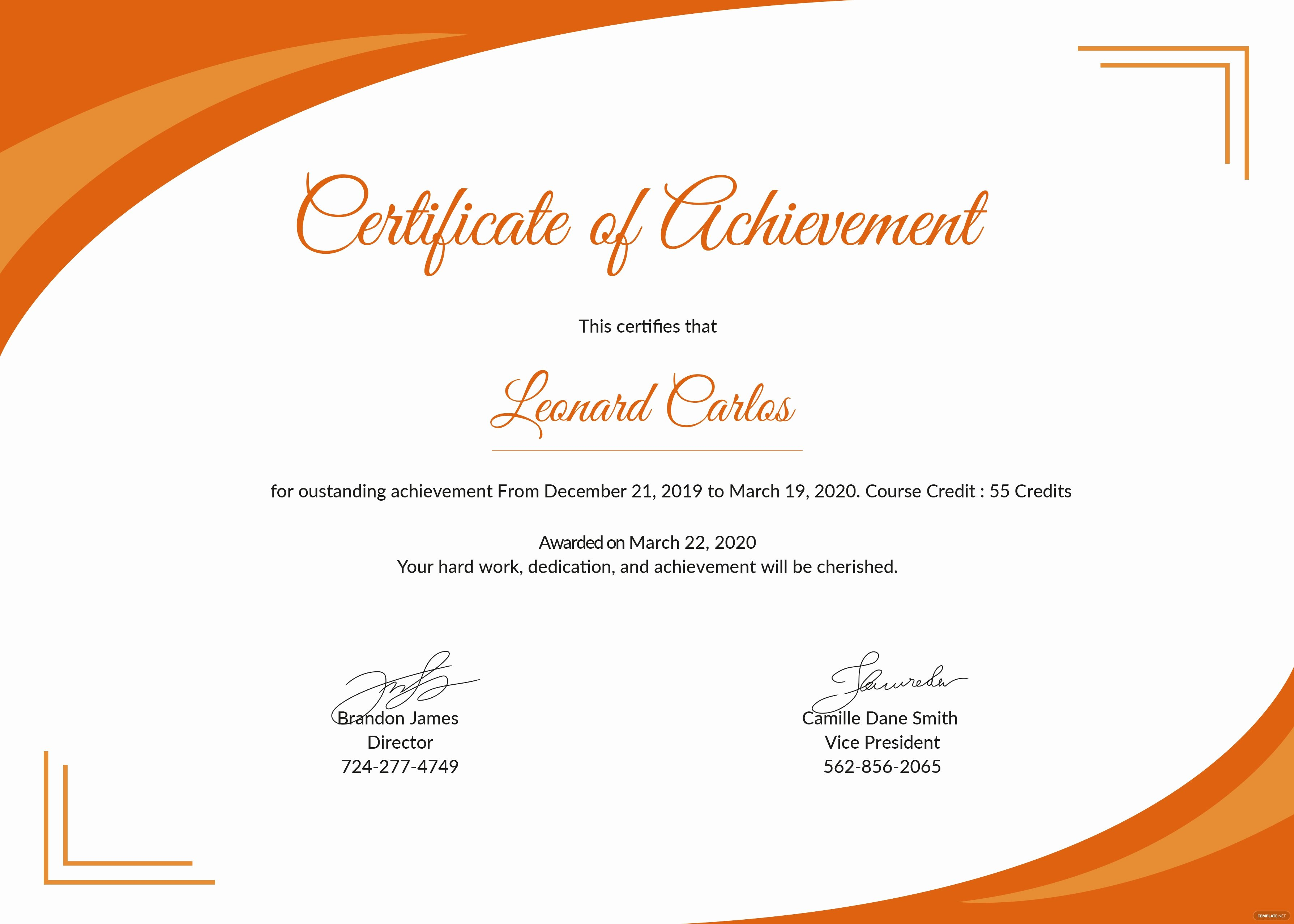 Microsoft Word Certificate Template Beautiful Certificate Templates