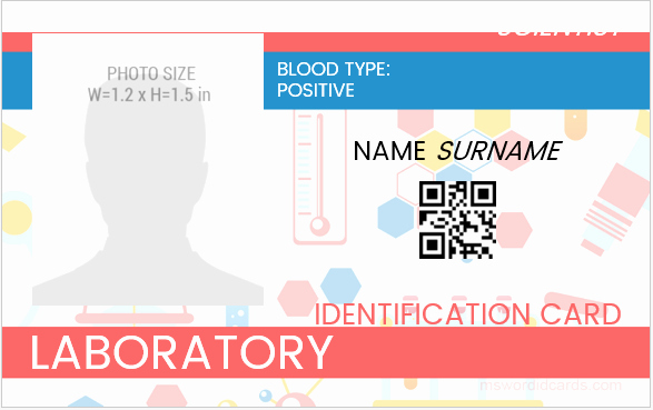 Microsoft Word Id Card Template Awesome Microsoft Word Id Card Templates