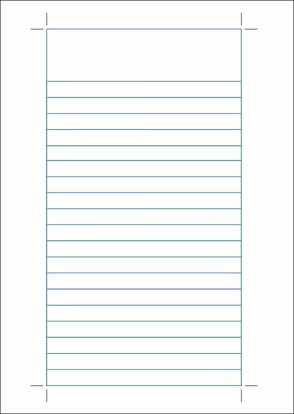 Microsoft Word Lined Paper Template Elegant Lined Paper Template 12 Download Free Documents In Pdf
