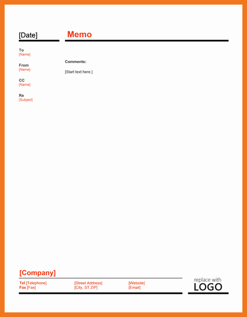 Microsoft Word Memo Templates Awesome 1 2 Microsoft Word Memo Templates