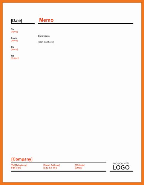 Microsoft Word Memo Templates Awesome 1 2 Microsoft Word Memo Templates