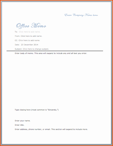Microsoft Word Memo Templates Lovely 5 Office Templates Word Bookletemplate