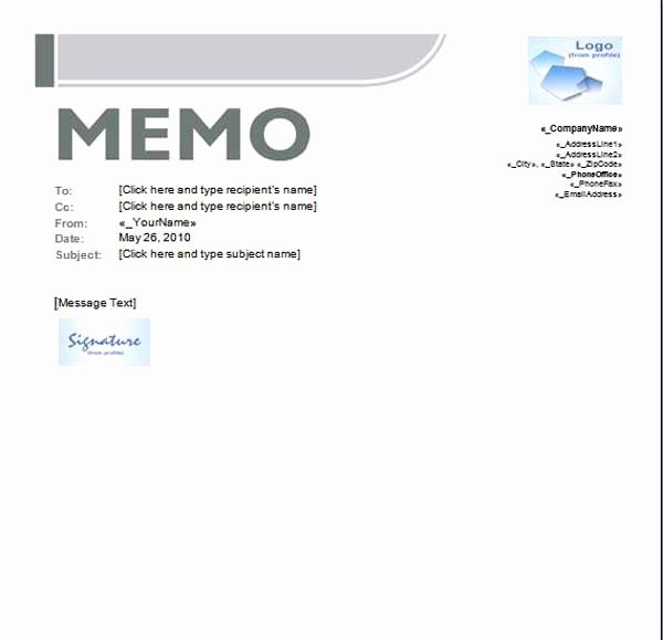 Microsoft Word Memo Templates Lovely Memo Word Templates Microsoft Word Templates