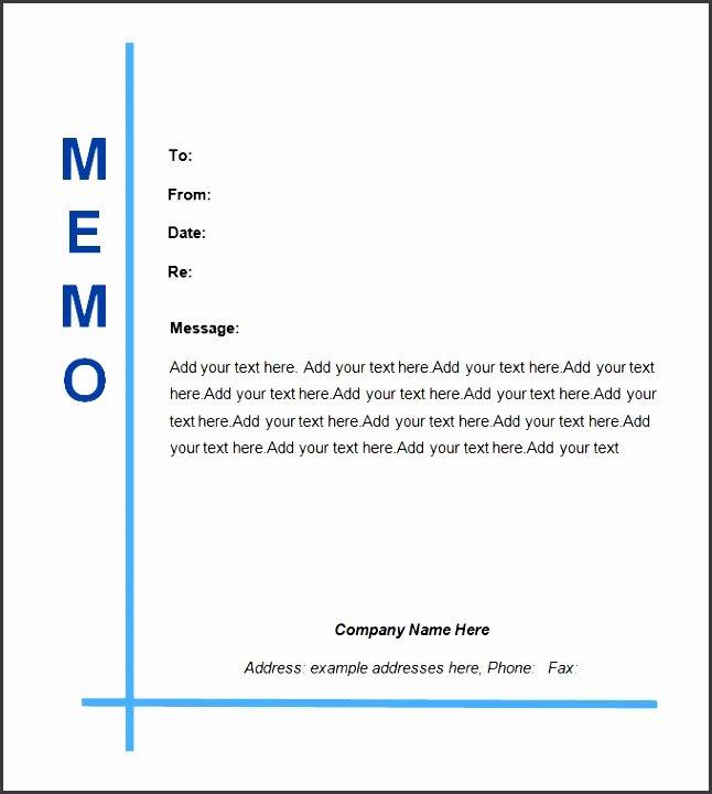 Microsoft Word Memo Templates Luxury 9 Ms Word Memo Template Sampletemplatess Sampletemplatess