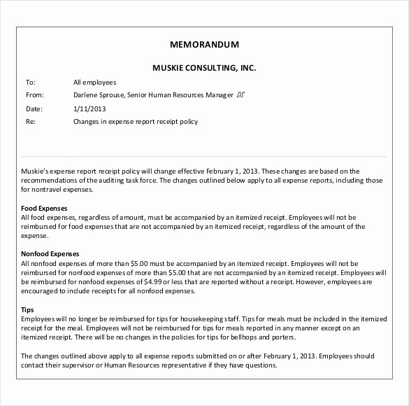 Microsoft Word Memo Templates New 5 Sample Business Memo Templates Example Doc Word Pdf